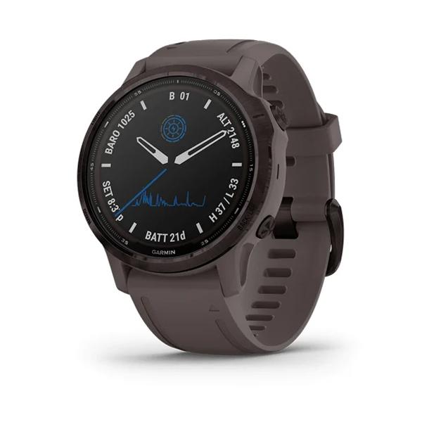 Đồng hồ Garmin Fenix 6S Pro Solar - Chính Hãng.