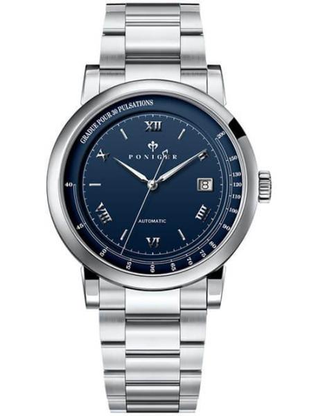 Đồng hồ nam Poniger P3.05-7