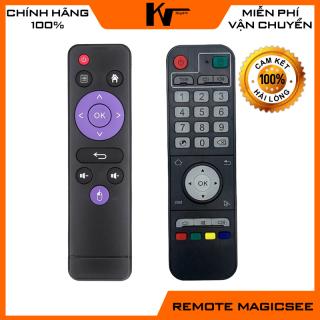 Điều khiển hồng ngoại cho TV Box Magicsee (Tương thích nhiều TV Box khác) thumbnail