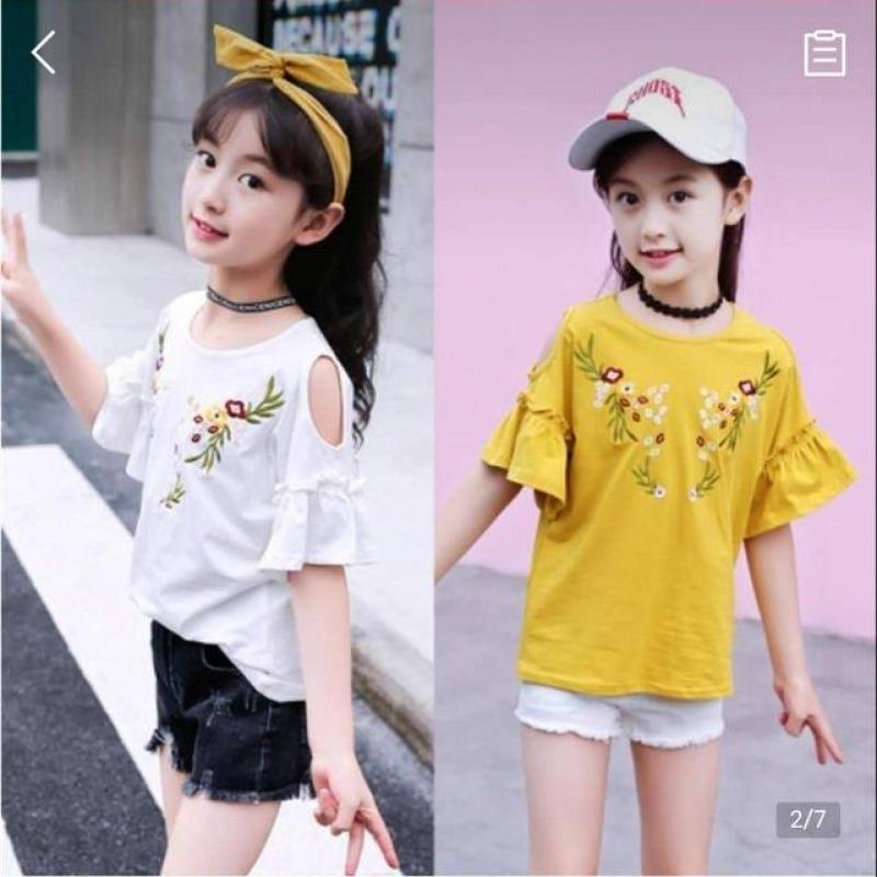 Nơi bán Áo thun, áo phông kiểu Quảng Châu size trung đại cho bé 17-43kg