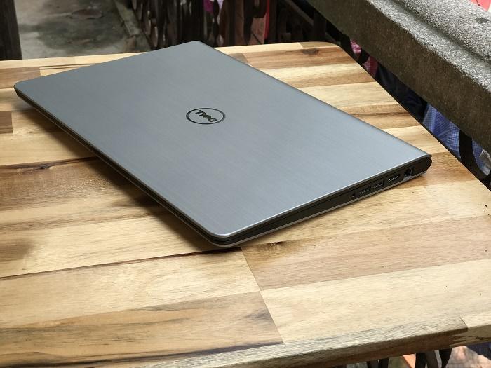 Laptop Dell Inspiron 15 N5547: I7 4510U RAM 4GB HDD 500GB AMD Radeon R7 M265 15 HD