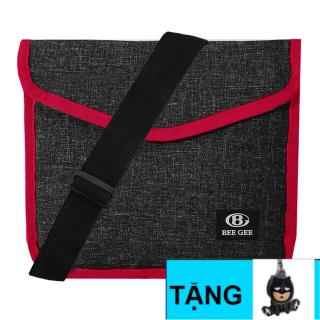 ( RẺ VÔ ĐỊCH ) Túi đeo chéo nam nữ unisex chống shock để ipad và điện thoại chống thấm nước thời trang Hàn quốc BEE GEE 093 thumbnail
