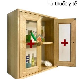 Tủ đơn - tủ y tế quan trọng cho mọi gia đình (ĐƠN 2 CÁNH) tủ gỗ cao cấp tủ cửa mica hàng loại 1 chuẫn chất lượng - nhà cửa & đời sống- tủ đựng & hộp lưu trữ - nội thất sắp xếp thumbnail