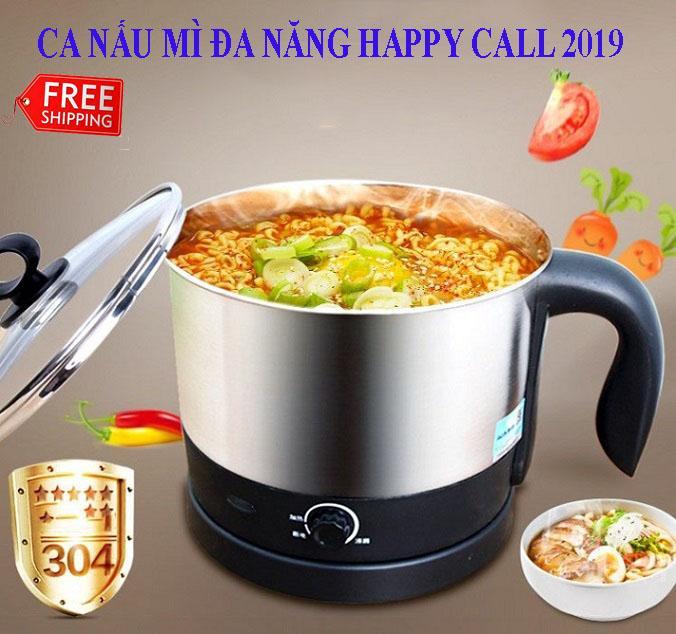 Ca Nấu Mì Lẩu Happy Call đa năng nấu mì lẩu,Mua Ngay Ca Mì Happy Call Cao Cấp Tốc Độ Đun Nhanh Độ Bền Cao Chống Bám Cặn Dễ Dàng Vệ Sinh (Giá Sale 50%)Bảo Hành Chất Lượng 6T 1 Đổi 1 Bởi TECH365