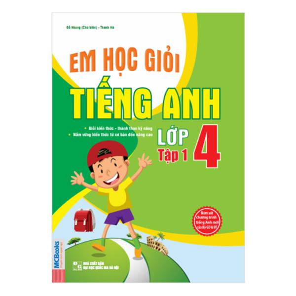 Mua Sách Em Học Giỏi Tiếng Anh Lớp 4 (Tập 1)