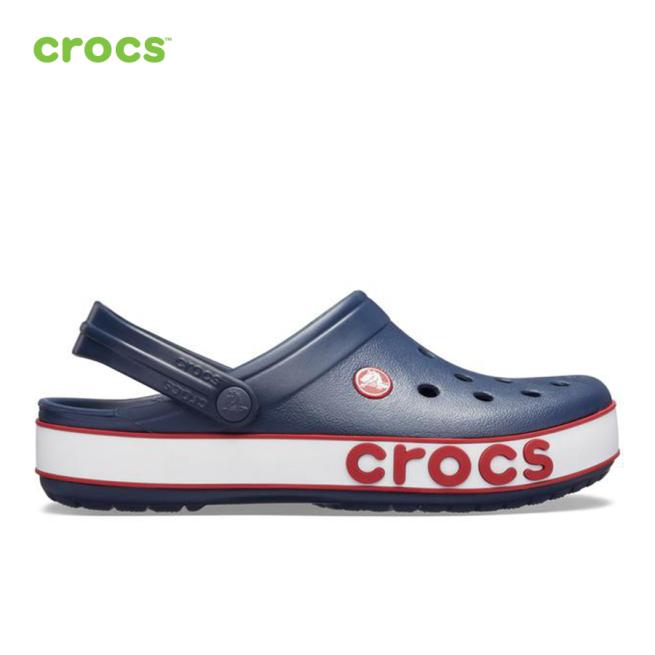 CROCS Giày Clog Unisex Crocband Bold Logo 206021 giá rẻ