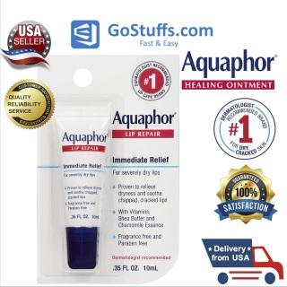 Kem dưỡng làm mềm, giảm nứt môi Aquaphor Lip Repair Ointment 10ml thumbnail