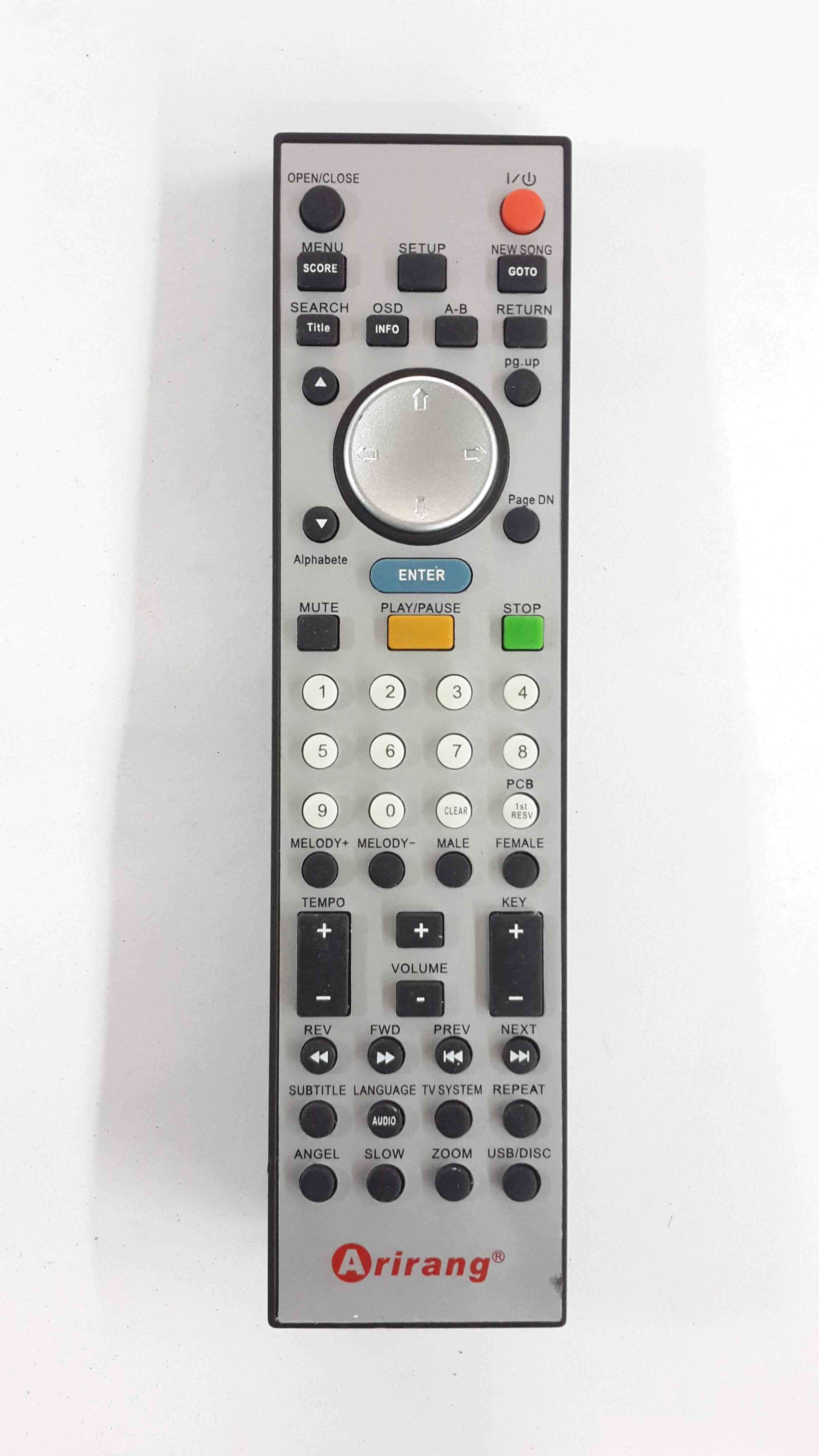 Bảng giá Remote đầu đĩa Ariang AR-909HD, AR-909SD