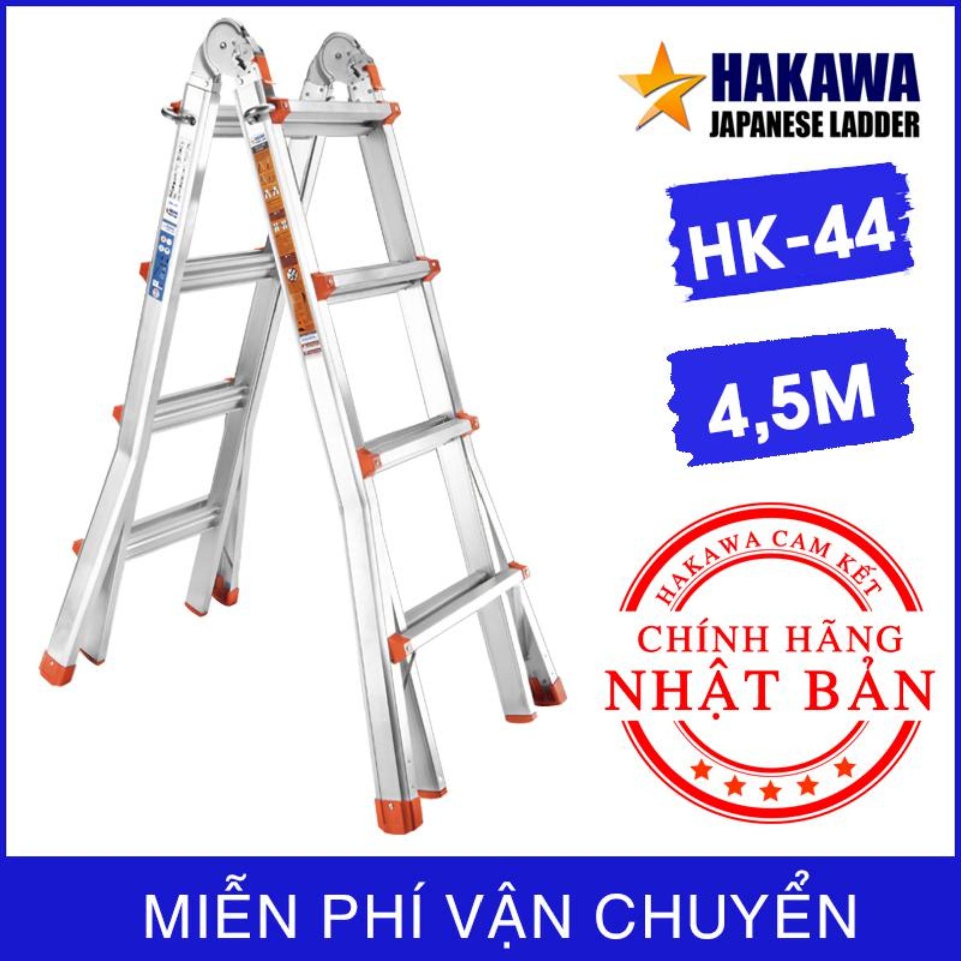 THANG NHÔM TRƯỢT NHẬT BẢN HAKAWA HK44 - PHÂN PHỐI CHÍNH HÃNG