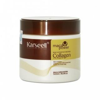 [Chính hãng] Karseell Collagen Maca treatment 500ml - Kem hấp tóc siêu mượt tóc khô 500ml thumbnail