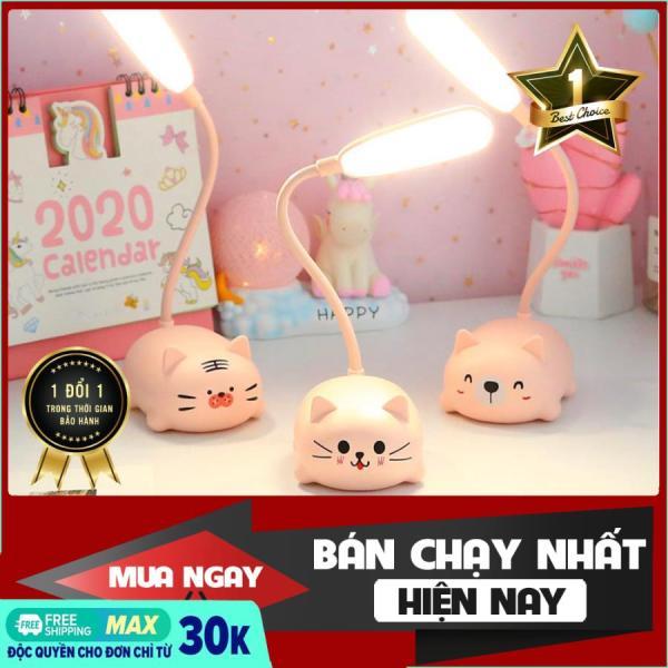 Bảng giá Đèn học để bàn hình mèo dễ thương-đèn học chống cận bảo vệ mắt