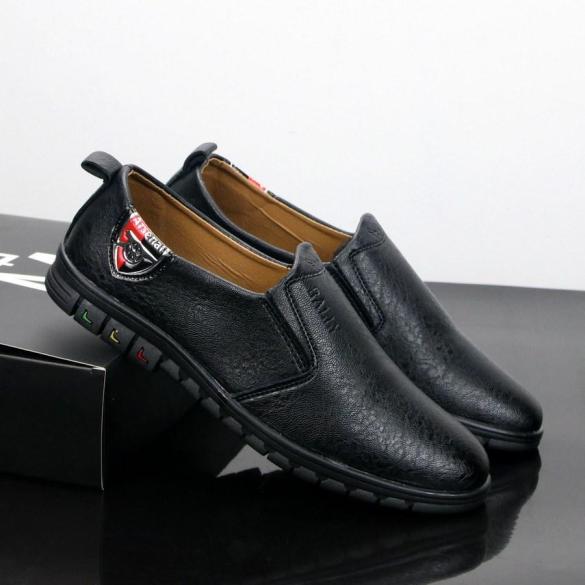 Giày lười nam màu da bò đế chống trơn trượt siêu bền siêu đẹp MĐ429 MĐ OFFICIAL   giày lười nam   giày lười   giày lười đẹp giá rẻ