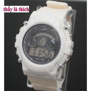 Đồng hồ Sport cổ điển 56F , chống nước 3atm thumbnail