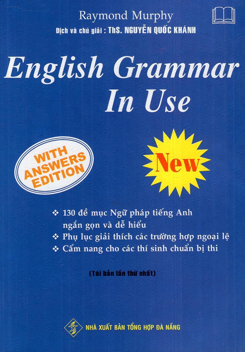 English Grammar In Use 130 Đề Mục