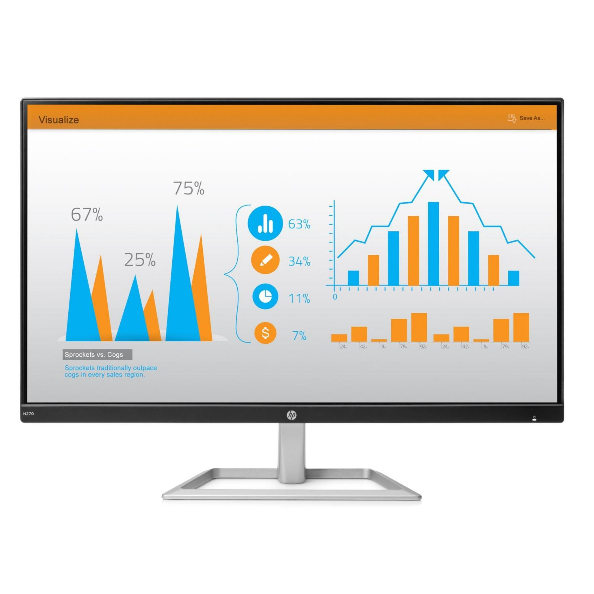Monitor HP 27N270 LED IPS
