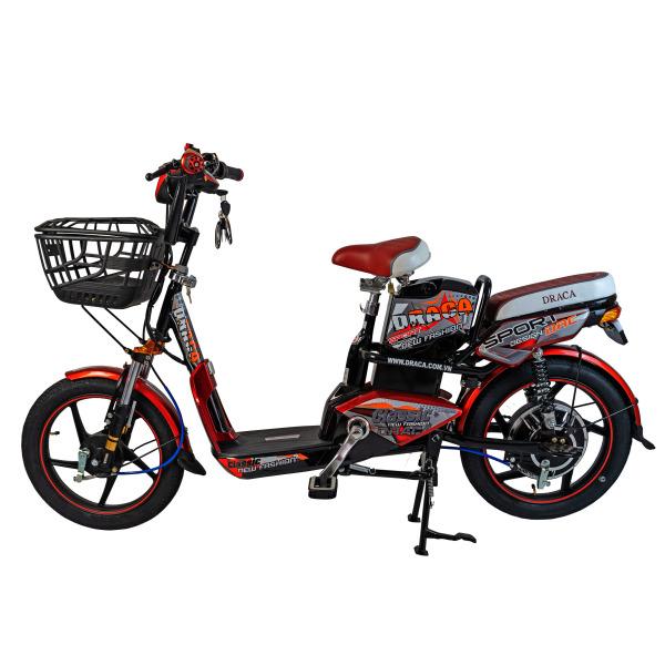 Mua Xe đạp điện Draca - Classic