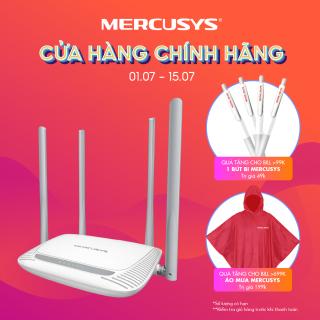 Bộ Phát Wifi MERCUSYS MW325R Chuẩn N 300Mbps - Hãng Phân Phối Chính Thức thumbnail