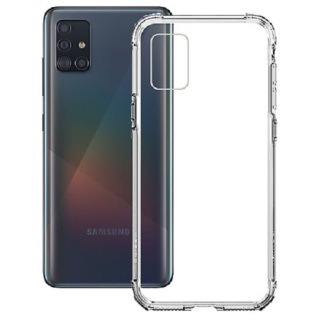 Ốp dẻo trong suốt cho Samsung Note 8 Note 9 Note 10 S10 S10 Plus M10 M20 A20S A40 A51 A60 A70 A70S A71 A80 A90 A6 2018 A6 Plus 2018 A8 2018 A8 Plus 2018 J4 2018 J6 2018 J6 Plus 2018 J700 J710 thumbnail