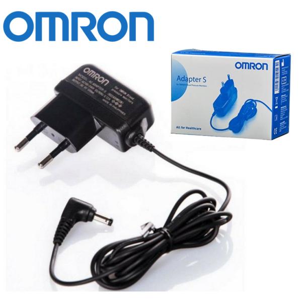 Bộ đổi nguồn Omron adapter dùng cho máy đo huyết áp bắp tay Omron(dùng cho tất cả các loại máy của omron)