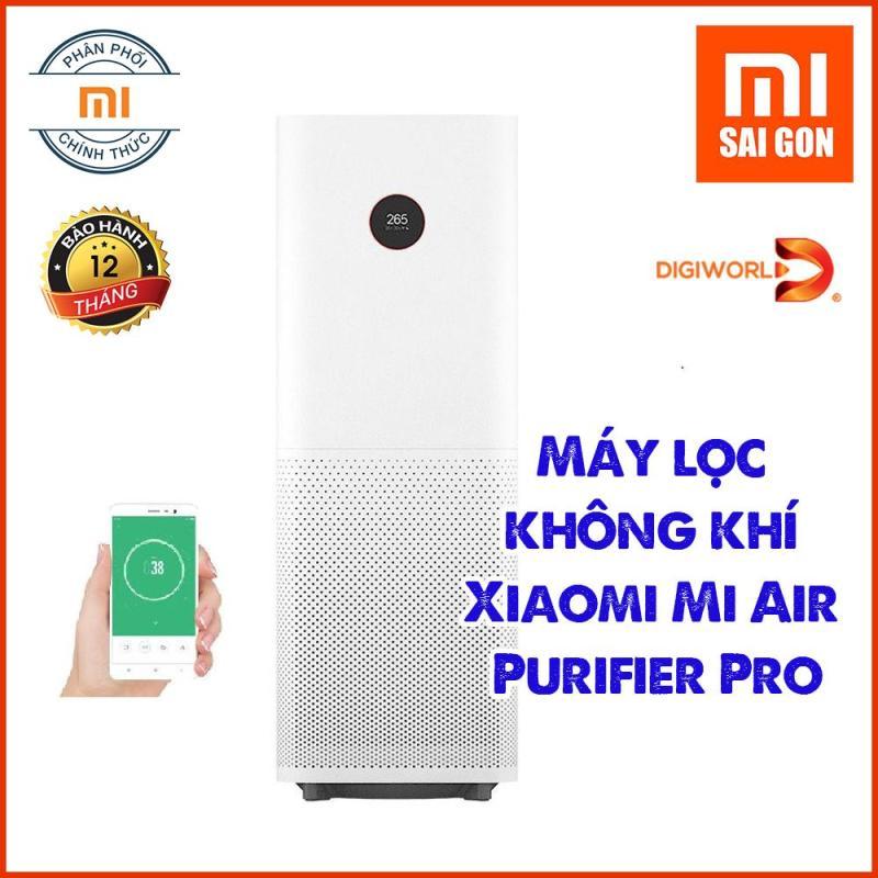 Lọc Xiaomi Mi Air Purifier Pro (Digiworld phân phối chính hãng)