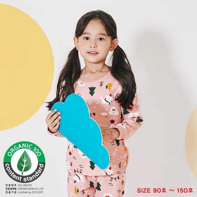 Nơi bán Bộ đồ thu đông bé gái Unifriend Hàn Quốc UNI0519