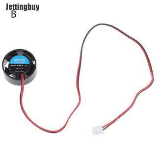 Quạt Làm Mát Mini Jettingbuy 25.5X10Mm 5V 9V 12V 24V Cho Đèn LED Tản Nhiệt Máy Tính thumbnail
