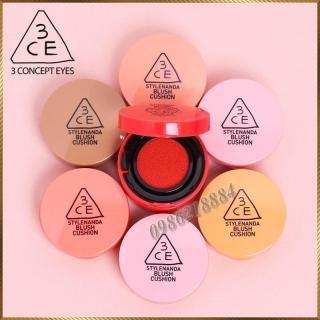 Má hồng nước Cushion 3CE Blush Cushion thumbnail
