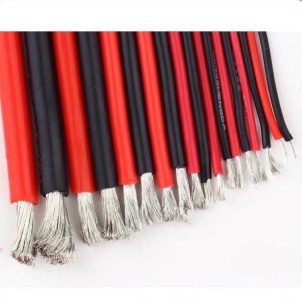 2 mét dây điện silicon 20 awg chịu nhiệt dòng tải cao 15A