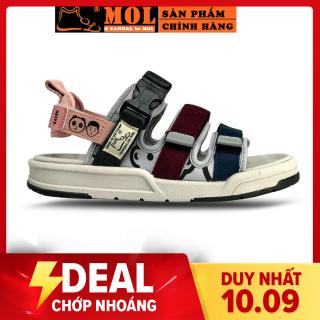 Sandal nữ cao cấp hiệu MOL MS1801R - Bảo Hành 12 tháng thumbnail