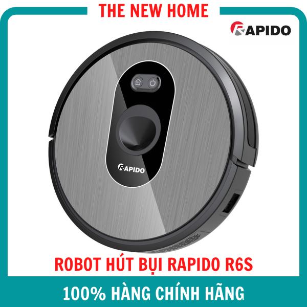 ROBOT HÚT BỤI RAPIDO R6S