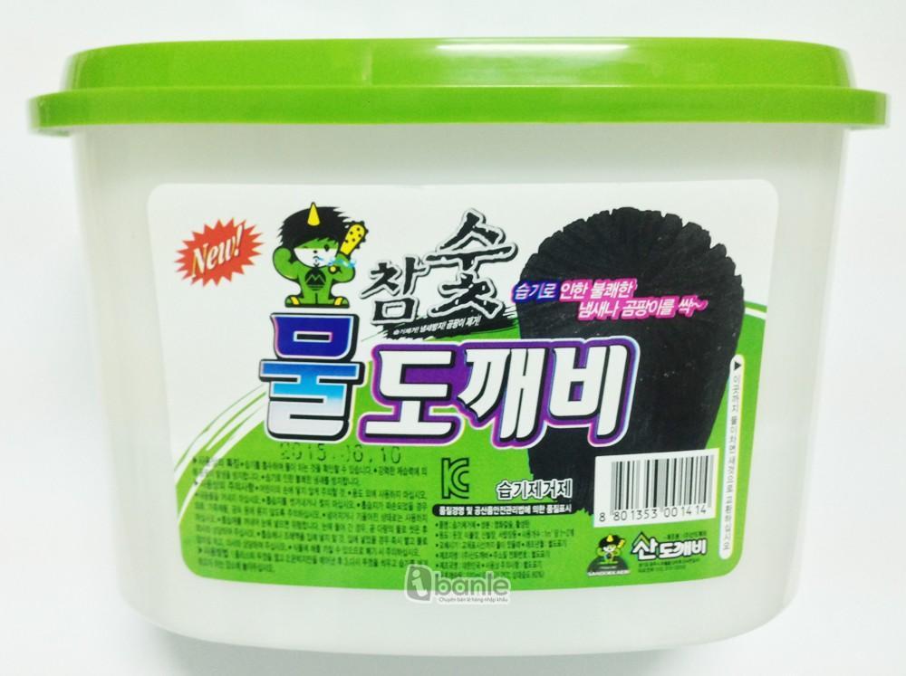 Hộp hút ẩm than củi Sandokkaebi - Nhập Khẩu Hàn Quốc