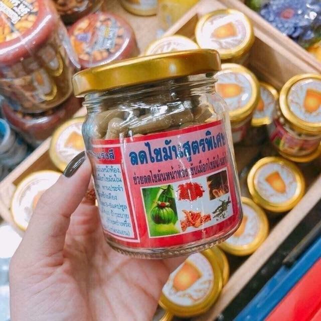Đông y gia truyền, giảm mỡ bụng Thái Lan - 150 viên