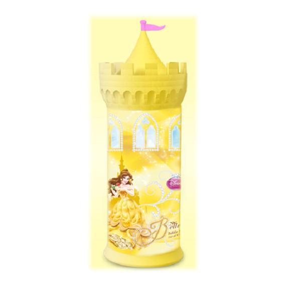 Sữa tắm bé gái Lâu Đài Công Chúa Disney BELLE (Người đẹp và quái vật) - 350ml