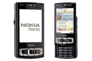 Điện thoại Nokia N95 8GB nắp trượt (CHÍNH HÃNG - BẢO HÀNH 1 NĂM) thumbnail