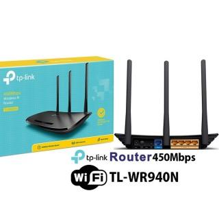 Bộ Phát Wifi 3 Râu Tplink Tl-Wr 940N Wifi Tốc Độ 450Mbps - Hàng thumbnail