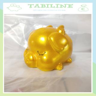 Lợn đất tiết kiệm đựng tiền CÁNH TIỀN THIỀN THẦN ĐỒNG VÀNG dễ thương đẹp giá rẻ TABILINE LD08 thumbnail