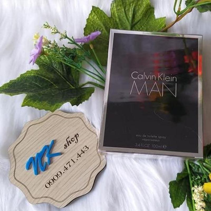 Nước hoa nam Man 100ml của thương hiệu Calvin Klein