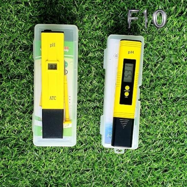 Bút đo chỉ sô PH nước chính xác cao -ĐÃ HIỆU CHỈNH- dành cho bể cá - Loại ATC