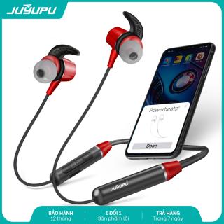[HCM]Tai nghe bluetooth JUYUPU BR101 đeo cổ thể thao popup V5.0 dùng cho iPhone Samsung OPPO VIVO HUAWEI XIAOMI tai nghe không dây thumbnail