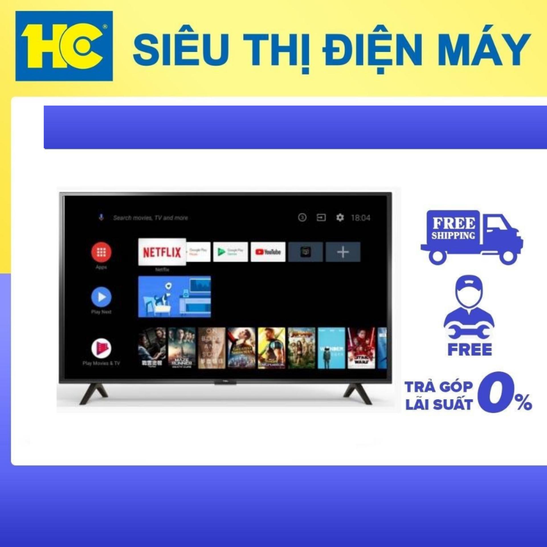Bảng giá Smart Tivi TCL 32 inch HD L32S6800 - Bảo hành 2 năm - Miễn phí vận chuyển & lắp đặt - hỗ trợ trả góp