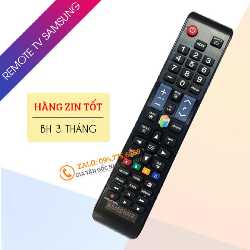 [ Hàng Zin Tốt ] Điều Khiển Tivi Samsung Smart Tivi AA59-00594A - Remote Tivi Samsung Hàng Cao Cấp Phím Bấm Êm - Nẩy chính hãng