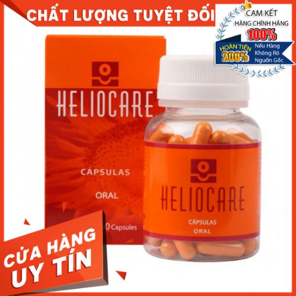 [HÀNG NHẬP KHẨU] Viên uống Chống Nắng, Chống Lão Hóa Heliocare Ultra - 60 Viên giá rẻ