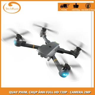 Máy bay điều khiển từ xa XT-1 kết nối Wifi quay phim chụp ảnh Full HD 720P. Bảo hành Uy Tín, Giảm Giá Cực Sốc. thumbnail