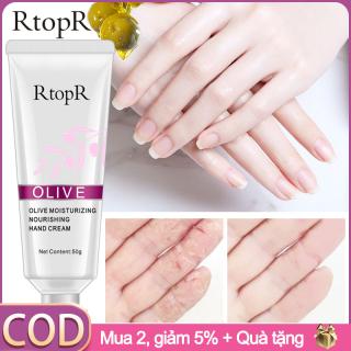 Kem dưỡng ẩm và làm trắng da tay từ tinh chất dầu oliu RtopR - INTL thumbnail