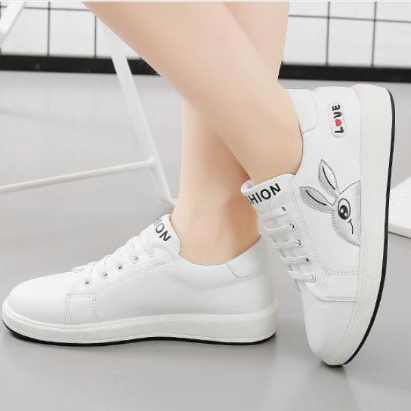 Giá bán giày thể thao bé gái từ 4 - 13 tuổi - TE201(không buộc dây)