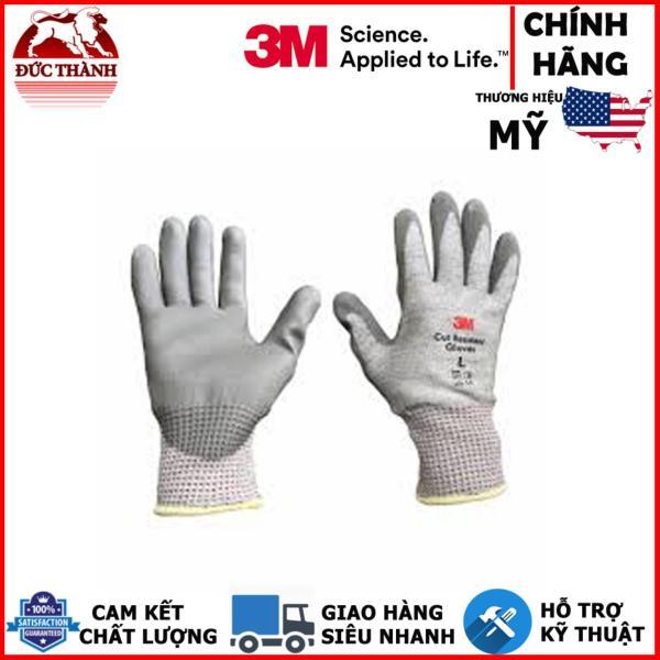 Găng tay chống cắt 3M cấp độ 5 Cut Resistant Gloves Size XL(Xám)
