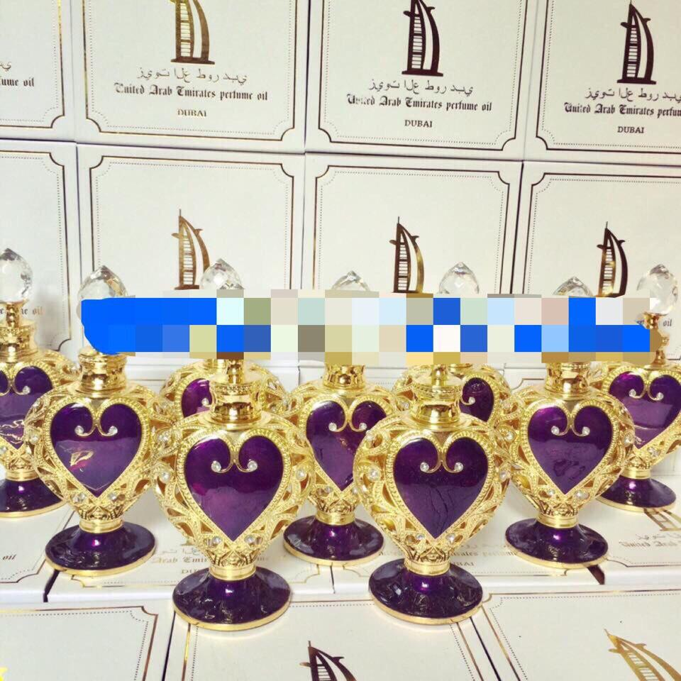 Tinh dầu nước hoa Dubai 15ml chính hãng