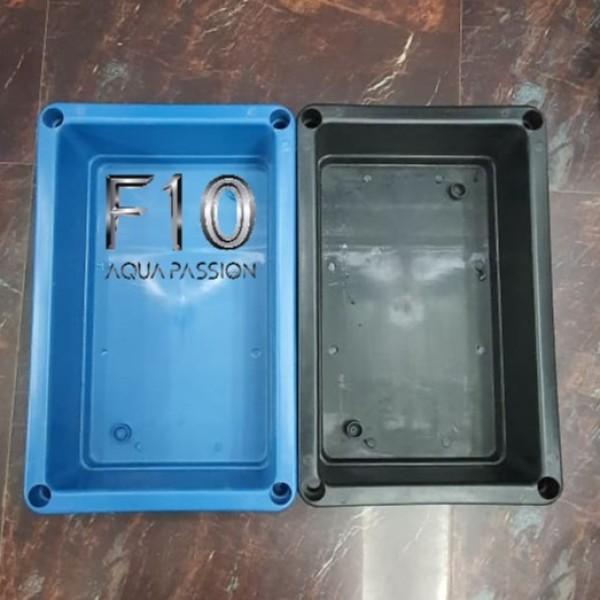 Khay nhựa nuôi cá xếp tầng kích thước 65x42x16 bán lẻ - Xanh dương