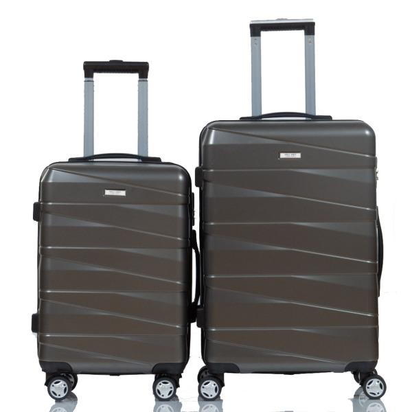 Vali B161-SIZE 20, nhựa ABS+PC chống bể/ trày xước, kho trung tâm TPHCM- VINALUG