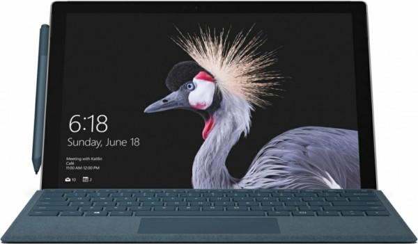 Bảng giá Surface Pro 4 có bàn phím gốc(có 2 phiên bản) Phong Vũ
